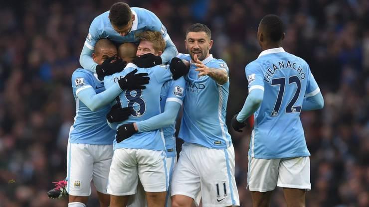 Für Manchester City ist es die erste Halbfinalteilnahme in der Geschichte des Klubs.