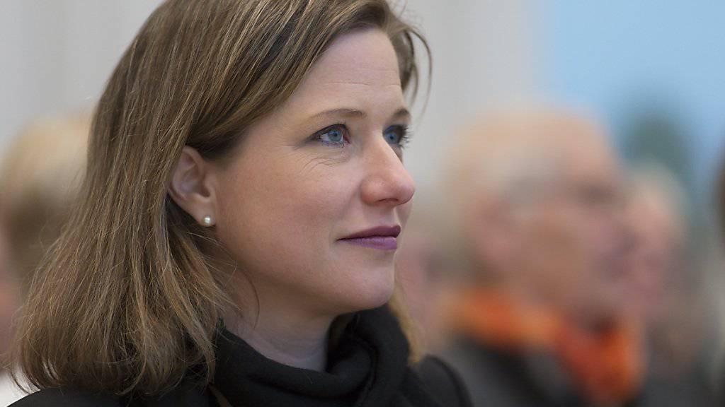 Die Bundesanwaltschaft hat die mit einer Strafanzeige von Nationalratspräsidentin Christa Markwalder (FDP/BE) aufgenommene Strafuntersuchung wegen Erpressung eingestellt. (Archivbild)