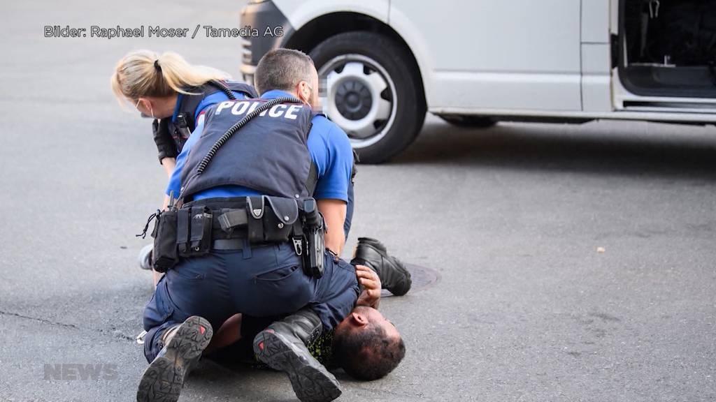 Nach umstrittener Berner Polizeiaktion: Der Politiker Manuel C. Widmer fordert unabhängige Meldestelle