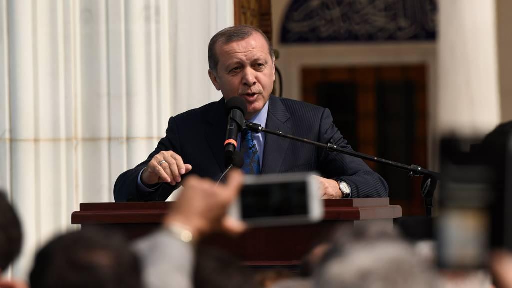 Schutz vor Terror: Bund unterstützt Erdogan-Moschee mit 40'000 Franken