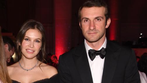 Stavros Niarchos und Dasha Schukowa wollen sich das Ja-Wort in St.Moritz geben.