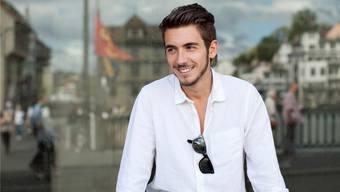 Teo Gheorghiu tritt am Samstag in der Druckerei Baden auf.