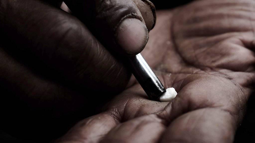 Hohe Mordrate in Costa Rica: Ein Viertel der Gewalttaten steht im Zusammenhang mit Drogenkriminalität. (Symbolbild)