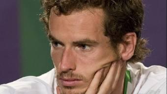 Andy Murray in Montreal früh gescheitert