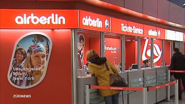 Air Berlin verhandelt mit Lufthansa und Easyjet