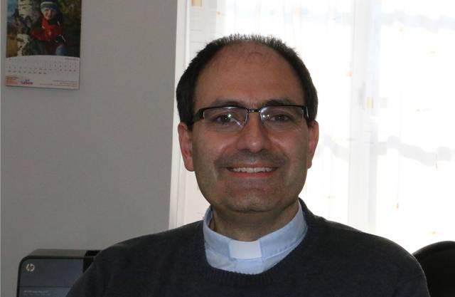 Priester Alexander Pasalidi