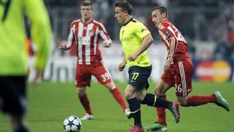Der FC Basel verliert in München 3:0