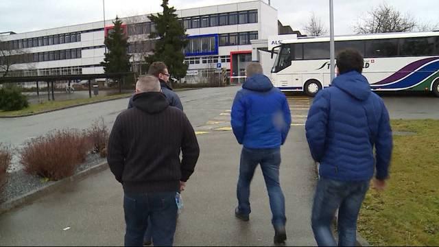 Alstom-Abbau: So reagieren Mitarbeiter, Politiker und Gewerkschafter