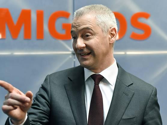 Und: Migros-Chef Fabrice Zumbrunnen, der die Migros derzeit schlank trimmt und ebenfalls in Kritik steht.