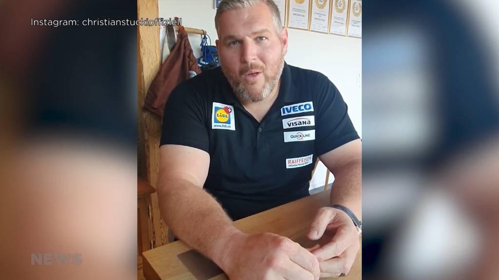 Schocknachricht: Schwingerkönig Christian Stucki bricht Saison ab