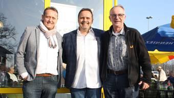 Wahlen Zürich: Limmattaler Bezirksparteien (März 2019)