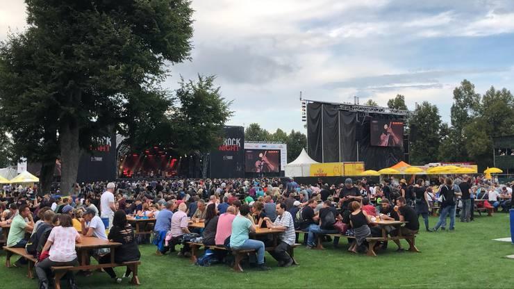 Jack Slamer haben schon viel Zuschauer und Zuhörer bei ihrem Konzert