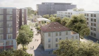 Im Rahmen des Bauprojekts Westfeld soll eine Autoeinstellhalle entstehen. Den Bau dieser Halle wird vom Pendlerfonds mit 150'000 Franken unterstützt.
