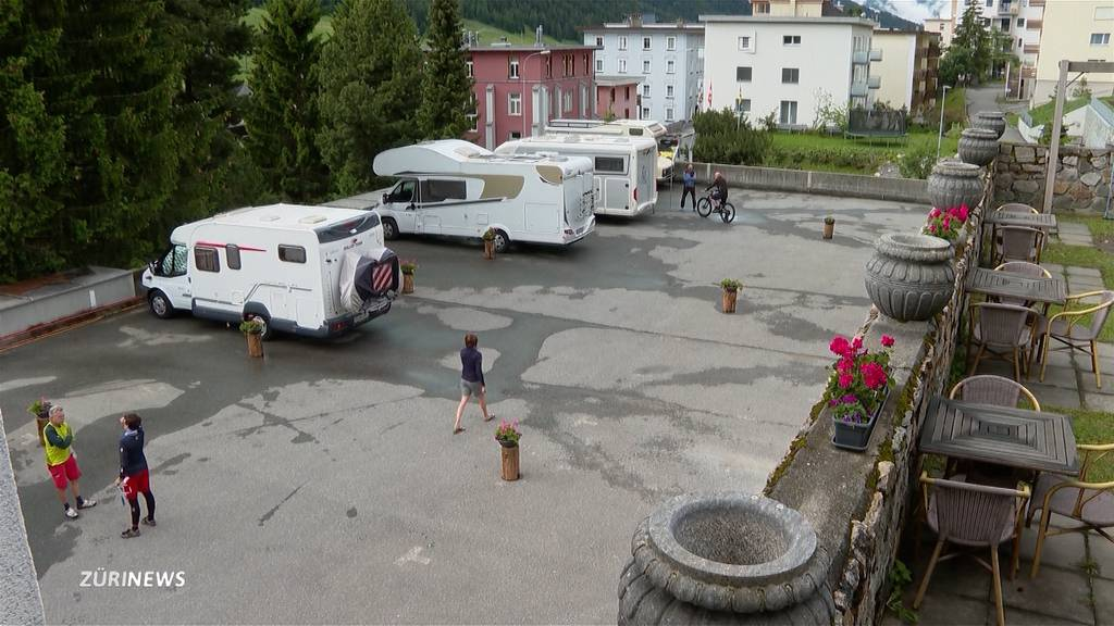 Camping-Boom lässt Pop-Up-Stellplätze spriessen