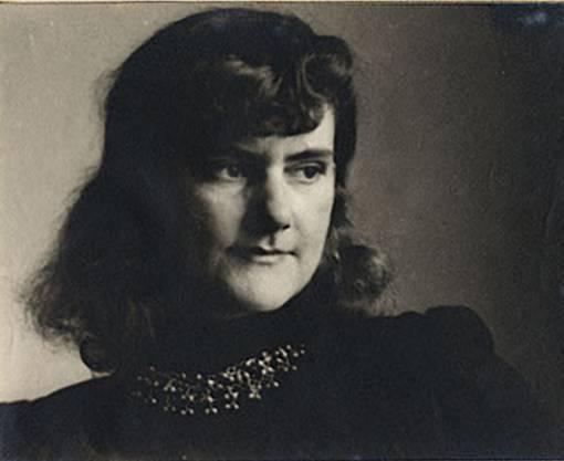 Gertrude Abercrombie (1909–1977).