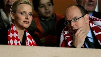 Fürst Albert, Prinz von Monaco und Ehefrau Charlène im Babyglück