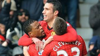 Manchester United ist das wertvollste Fussballteam der Welt.