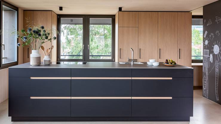 Design HAMOO Innenarchitektur, Baar / Speck Schreinerei Oberwil b. Zug