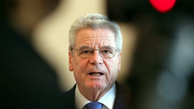 Joachim Gauck wird der Schweiz offiziell besuchen (Archivbild)