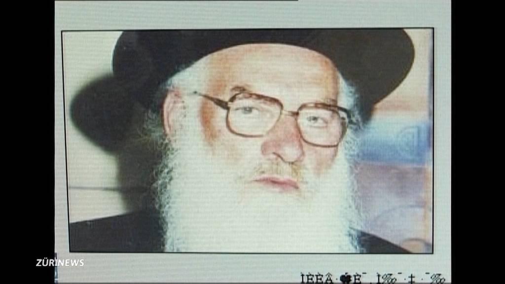Rabbi-Mord vor 20 Jahren: Jüdische Gemeinde Zürich gedenkt dem Opfer