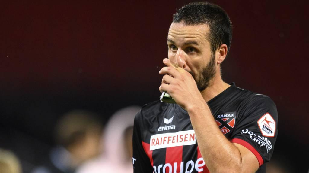 Raphaël Nuzzolo kann es immer noch.
