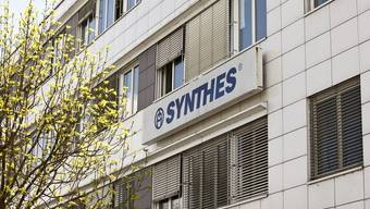 Synthes-Gebäude in Solothurn