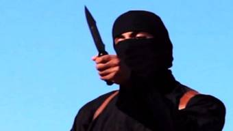 "Jihadi John war der Kopf der ""Beatles"". Er tötete unter anderem den US-Journalisten James Foley."