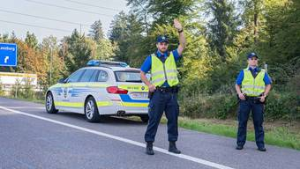 Aargauer Kantonspolizei Symbolbild