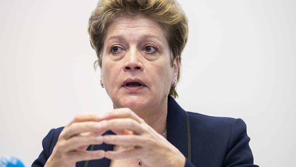EDK-Präsidentin will Schulen nach Tests von Quarantäne befreien