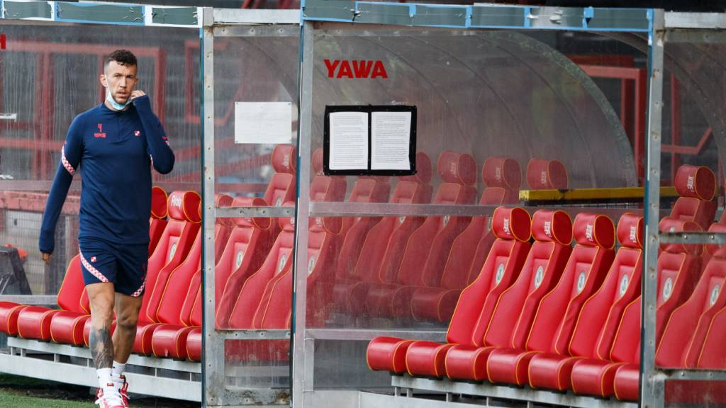 Harter Schlag für Kroatien: mit Ivan Perisic fehlt gegen Spanien einer der Besten