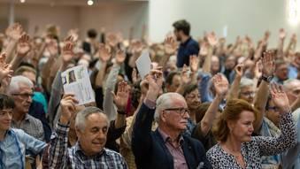 Grossfusion im Zurzibiet: 9 Gemeinden sagen Ja