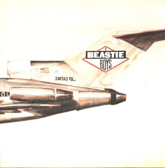 Beastie Boys «Licensed To Ill»