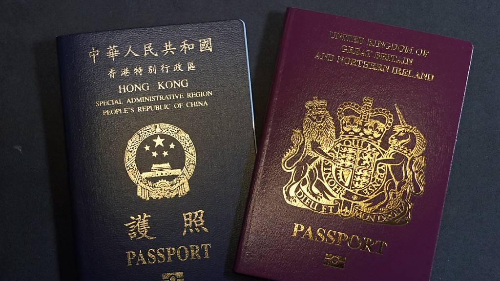 Britische Visaerleichterungen für Hongkonger treten in Kraft