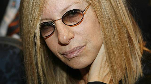 Barbara Streisand in 2006 New York