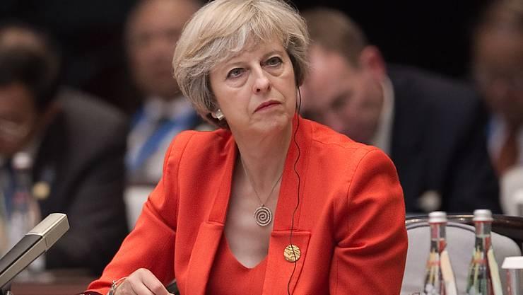 Die britische Regierungschefin Theresa May gab vor dem G20-Gipfel bekannt, dass Grossbritannien nach dem Brexit ihrer Meinung nach auch nicht mehr am Freizügigkeitsabkommen mit der EU teilnehmen wird.