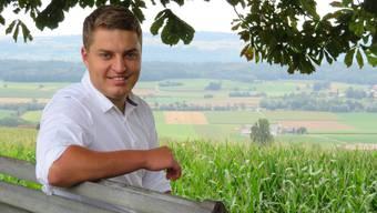 Alain Bütler - Grossratskandidat SVP Bezirk Muri