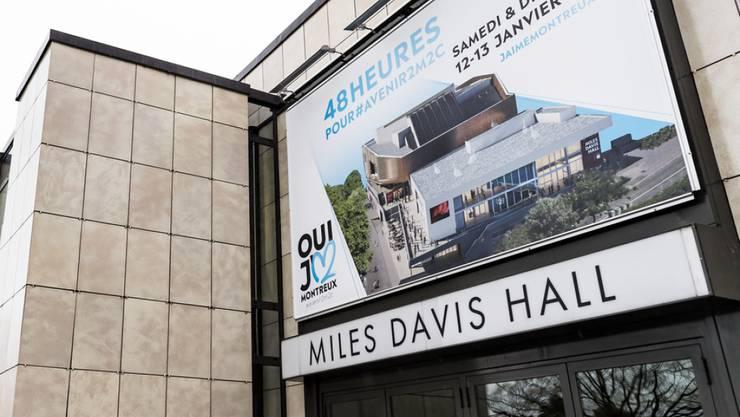 Die Stadt Montreux hätte sich mit 27 Millionen Franken an der Renovation des Kongresszentrums beteiligen sollen. Unter anderem nutzt das Montreux Jazz Festival die Säle des Gebäudes.