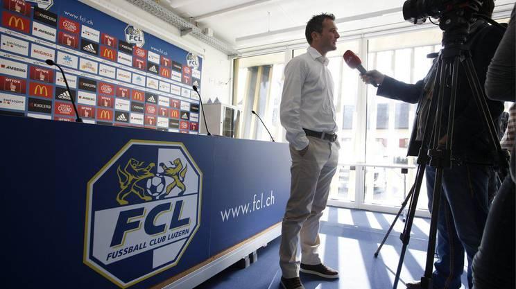 Alex Frei möchte nicht noch einmal Sportchef werden