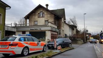 Razzia in Solothurn