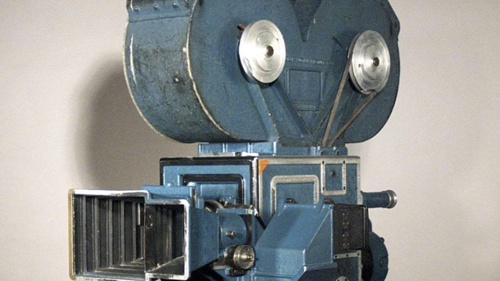 Ein Zürcher Projekt rekonstruiert die Farben alter Filme. Bild: Technicolor-Kamera aus dem Jahr 1932.