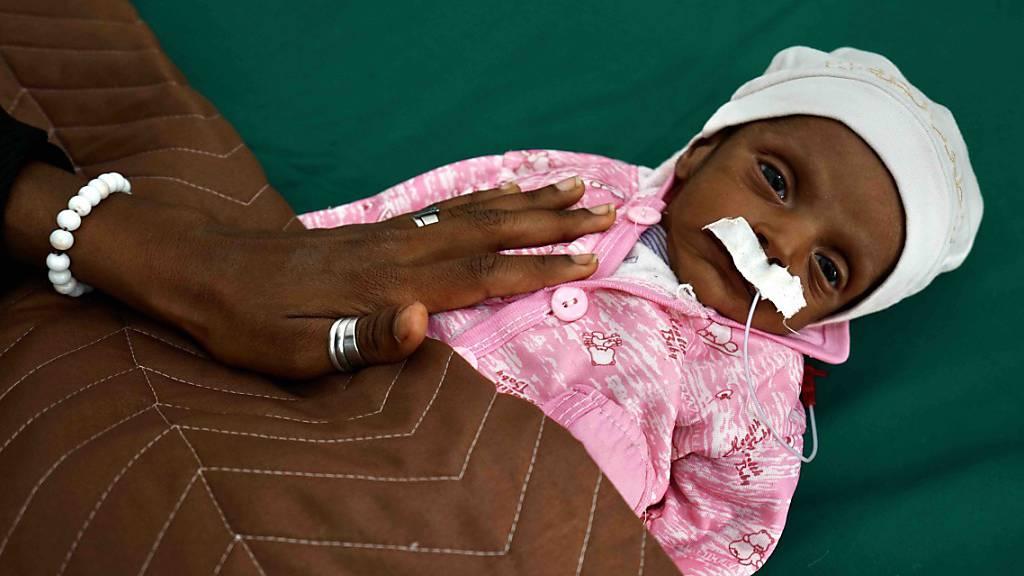 Hungersnot im Jemen befürchtet: UN hoffen auf Milliarden-Spenden