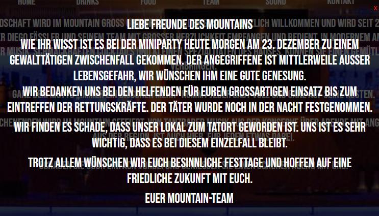 Screenshot: mountain-appenzell.ch