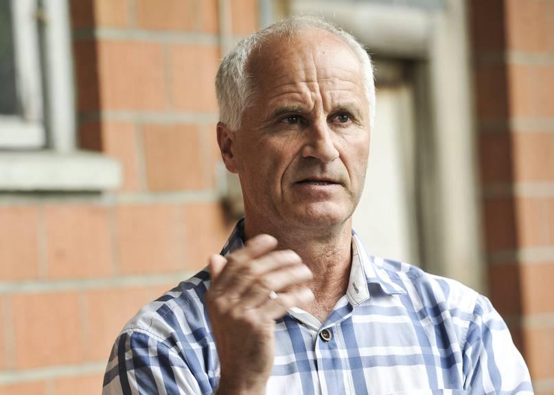 Kantonstierarzt Paul Witzig: «Wir können nicht alle überwachen»(Archiv/Tagblatt/Donato Caspari)