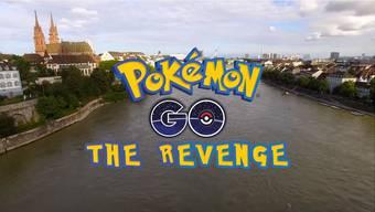 Die Macher des viralen Videos verwendeten den originalen Schriftzug des Spiels.