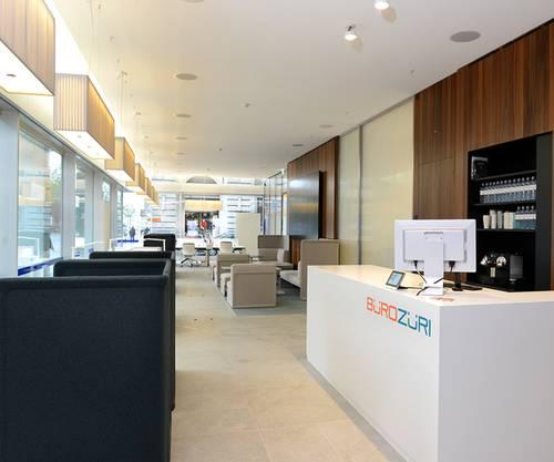 Die 20 Gratis-Arbeitsplätze im «Büro Züri»