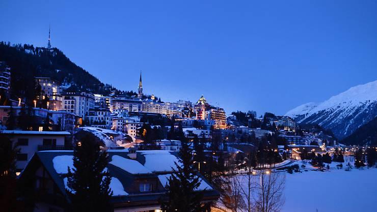 Teures Pflaster: Die Mieten in St. Moritz sind zum Teil höher als in Zürich. (Archivbild)