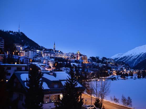 St.Moritz ist ein teures Pflaster