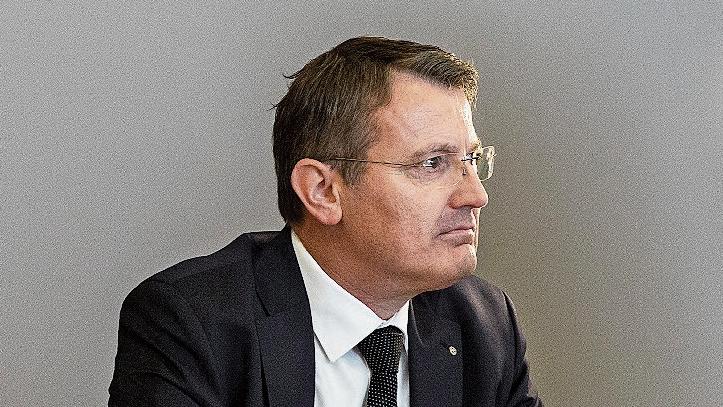 Seit vier Jahren in Bern: SVP-Präsident Thomas Burgherr.