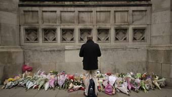 Schüsse vor Londern Parlamentsgebäude (22. März 2017)