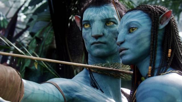 "Szene aus dem ersten ""Avatar""Film"